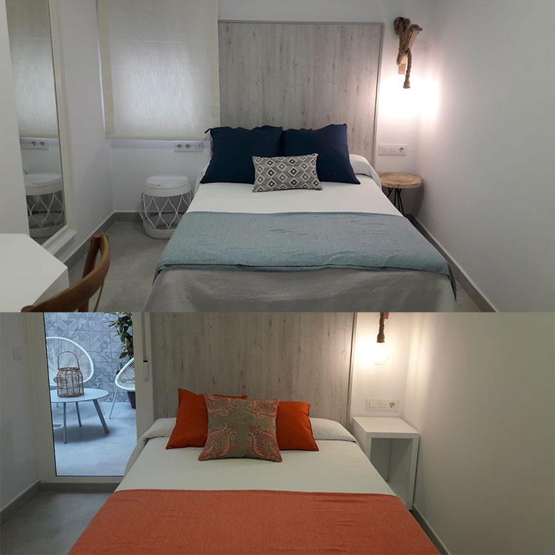 habitacion-individual-superior-hostal-garrucha-almeria